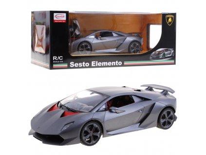 Autíčko na dálkové ovládání Lamborghini Sesto Elemnto 1