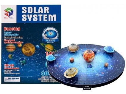 3D vesmírné puzzle 1