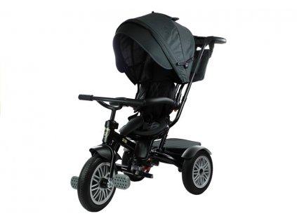 Dětská tříkolka PRO800 černá