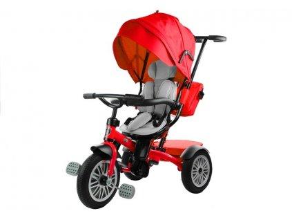 Dětská tříkolka PRO800 červená 1