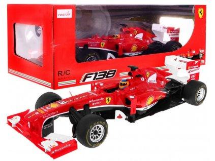 Autko RC Ferrari F1 1 12 RASTAR [29814] 1200