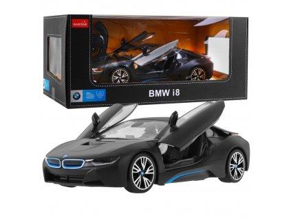 Autko RC BMW i8 Czarny 1 14 RASTAR [36714] 1200