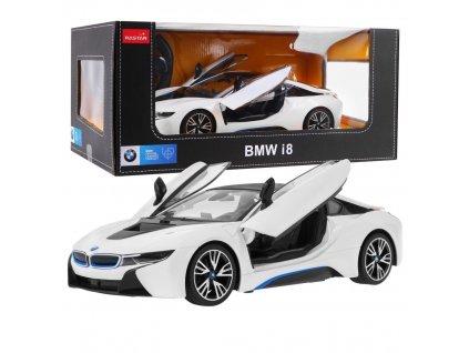 Auto na dálkové ovládání RC BMW I8 bílé