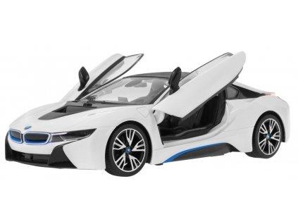 Autko RC BMW i8 Bialy 1 14 RASTAR [36723] 1200