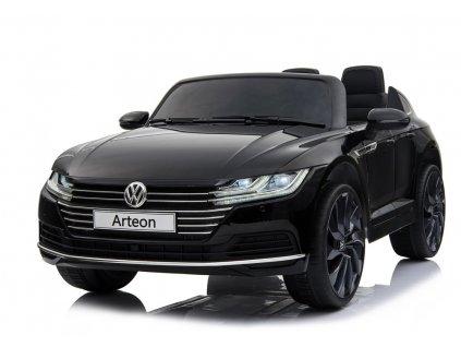 Dětské elektrické autíčko Volswagen Arteon černé 1