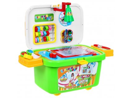 Dětská kancelář s hračkami 1