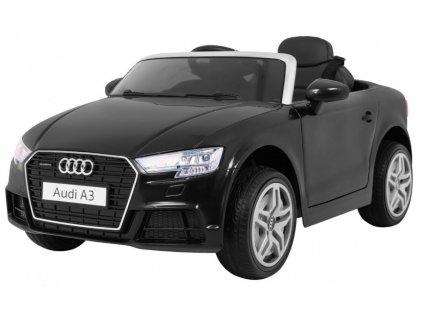 dětské elektrické audto Audi A3 černé 1