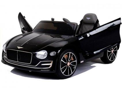 pol pl Auto na Akumulator Bentley Czarny Lakierowany 4354 1