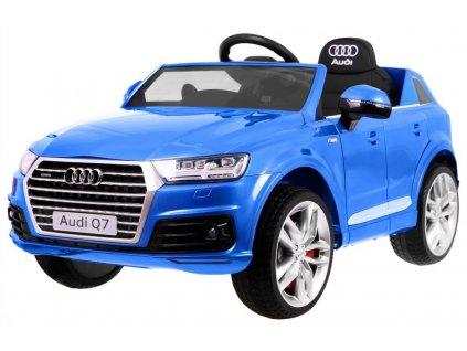 Pojazd Audi Q7 2 4G New Model Lakierowany Niebieski [16060] 1200