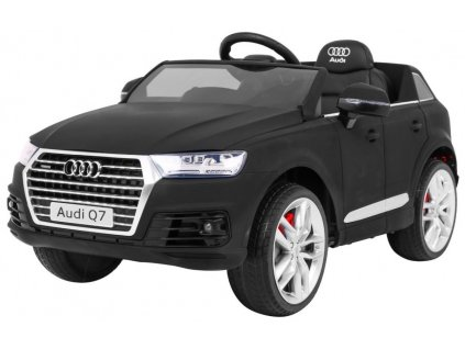 Pojazd Audi Q7 2 4G New Model Lakierowany Czarny Matt [34016] 1200