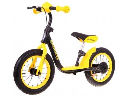 Dětské odrážedlo Balancer žluté