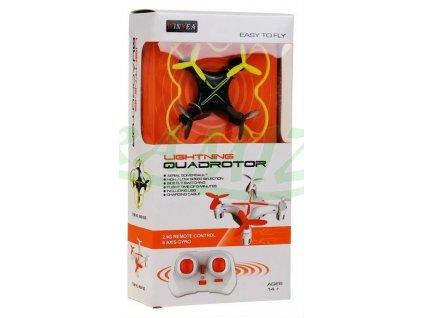 Dron quadrocopter na dálkové ovládání