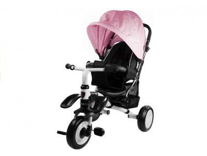 Dětská tříkolka PRO400 růžová