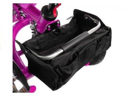 Dětská tříkolka PRO600 fialová