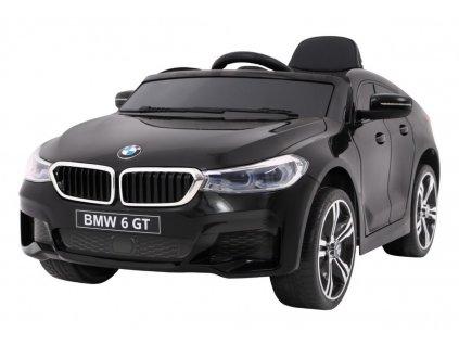 Elektrické autíčko BMW 6 GT černé