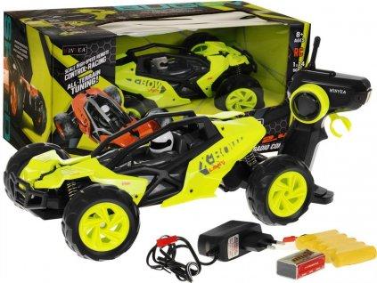 Terénní auto Speed Buggy 2.4G 1:14 auto na dálkové ovládání
