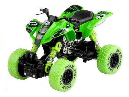 Monster Truck 1:32 zelená