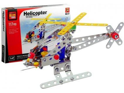 Stavebnice vrtulník