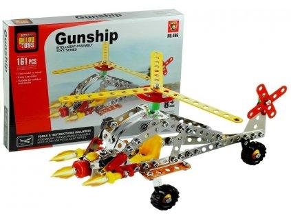 Stavebnice bojový vrtulník