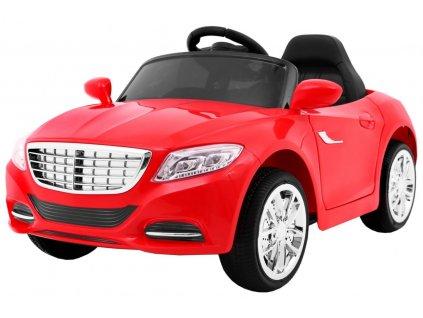 Elektrické autíčko City Ride červené