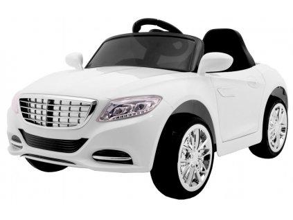 Elektrické autíčko City Ride bílé