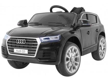 Elektrické autíčko Audi Q5 černé