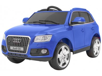 Elektrické autíčko Audi Q5 lakované modré