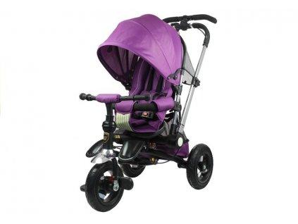 Dětská tříkolka PRO700 fialová