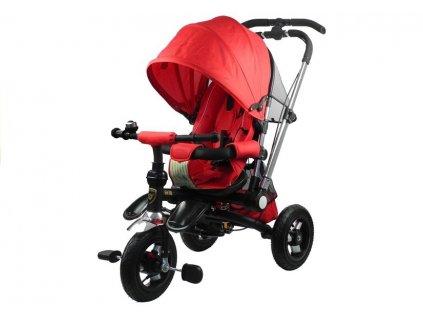 Dětská tříkolka PRO700  červená