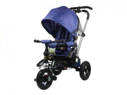 Dětská tříkolka PRO700 tmavě modrá