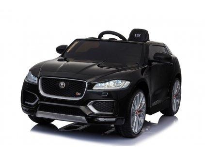 Elektrické autíčko Jaguar F-Pace černé