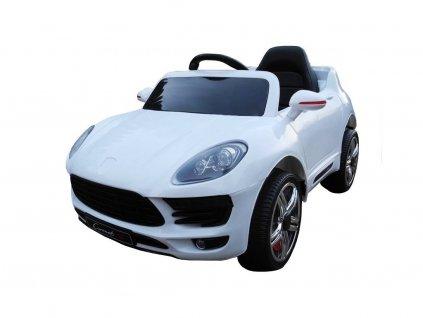 Elektrické autíčko Cornet-S bílý