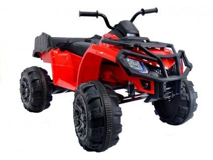Elektrická čtyřkolka BMD0909 červená
