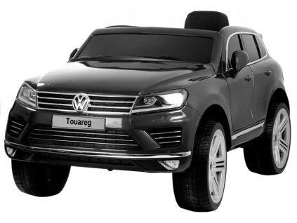 Dětské elektrické autíčko VW Touareg černý