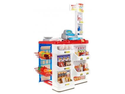 supermarket nakupni kosik cerveny ZDZ 668 05 1