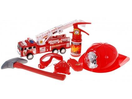 Velká sada pro malého hasiče