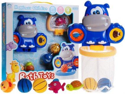 Zabawka Do Kapieli Hipopotam [26810] 1200