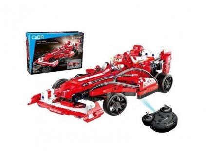 Stavebnice Formule auto na dálkové ovládání R/C model