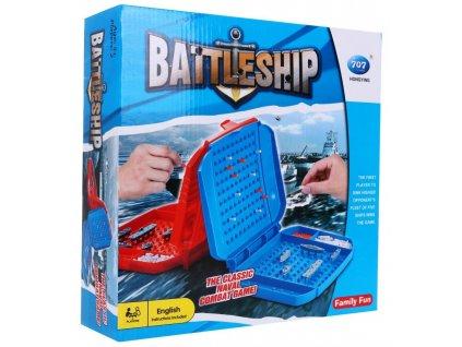 Hra námořní bitva - Lodě