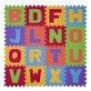 mamido Pěnové puzzle BabyOno písmena 16 ks