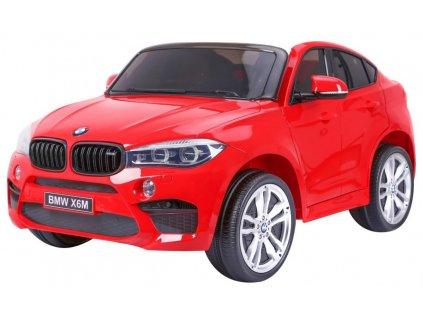 Pojazd BMW 6M 2 os L Czerwony [31620] 1200