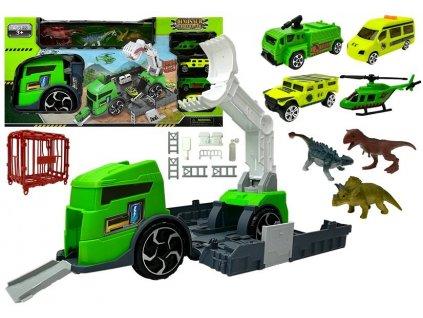 nákladní auto s dinosaury (2)