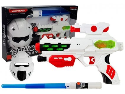 laserova pistole