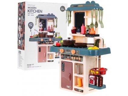 velká dětská kuchyňka s příslušenstvím (1)