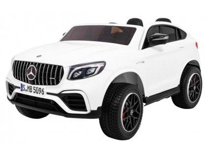 Elektrické autíčko Mercedes