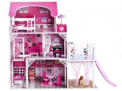 dřevěný domeček pro panenky (3)