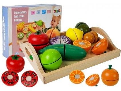 dřevěná zelenina a ovoce (1)