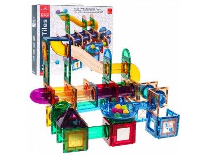 magnetická stavebnice1
