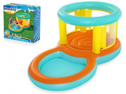 bazének s trampolínou10