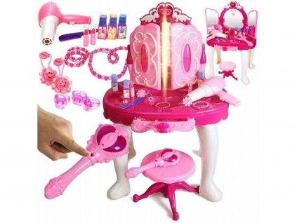 Dětský toaletní stolek s MP3 (3)